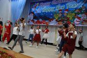 วันคริสมาสต์ และวันปีใหม่ ปีการศึกษา 2560
